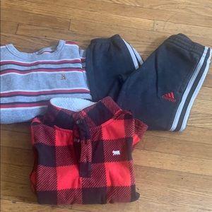 Toddler boy bundle size 4T